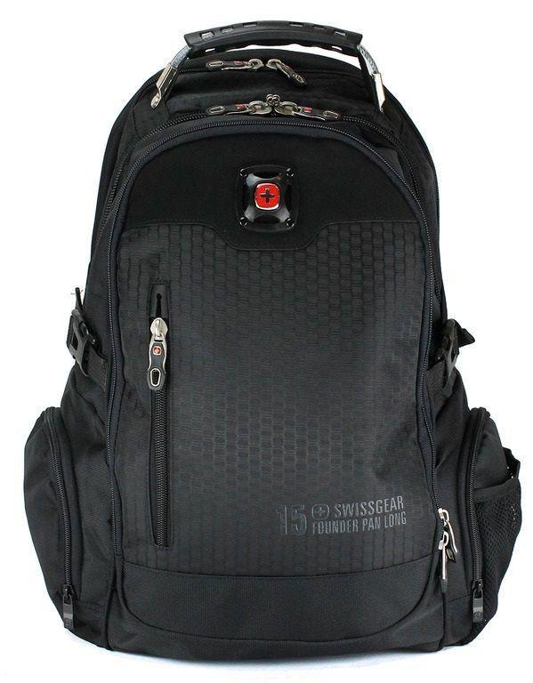 Рюкзак Swissgear 7618 Black