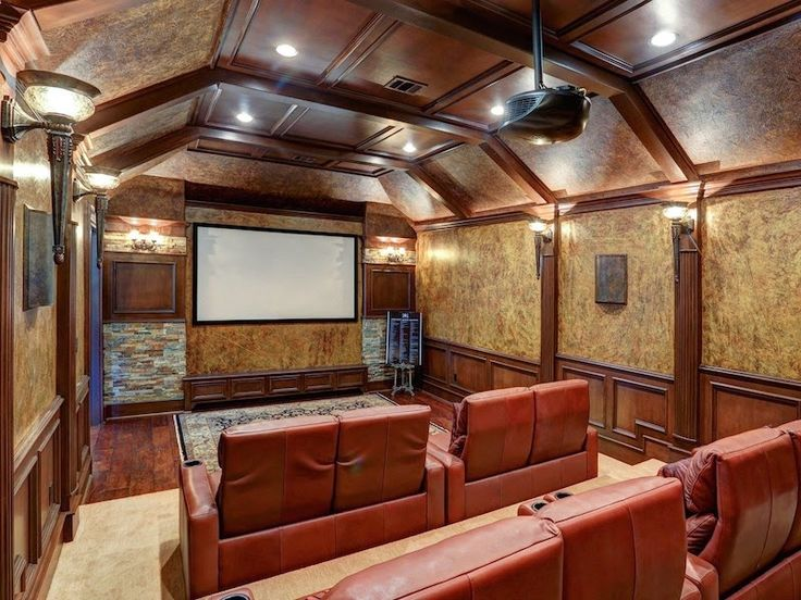 1000 Images About Home Theater Inspiration On Pinterest