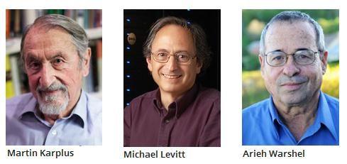 Guanyadors del Nobel de Química.