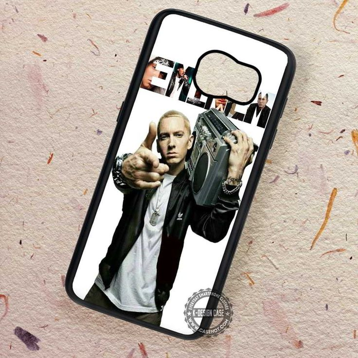Rap God Eminem Music Funky - Samsung Galaxy S7 S6 S5 Note 7 Cases & Covers