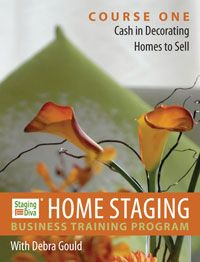 Learn How to Cash In Decorating Homes To Sell