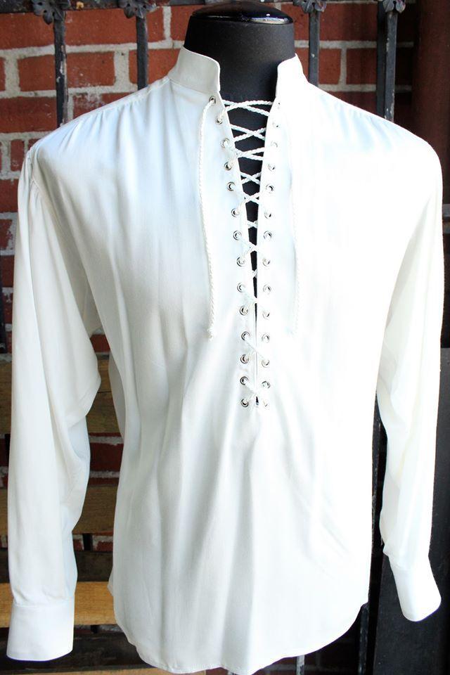 MARQUIS SHIRT -  CLASSIC WHITE