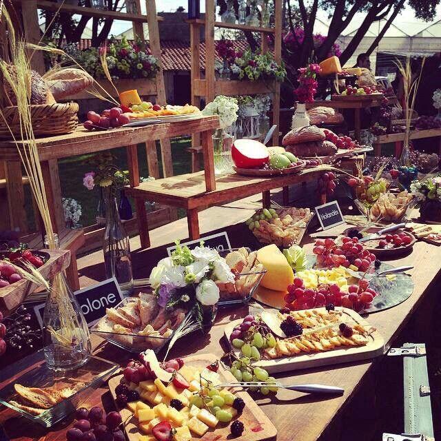 Mesa de quesos boda jl pinterest mesas - Mesa de quesos para bodas ...