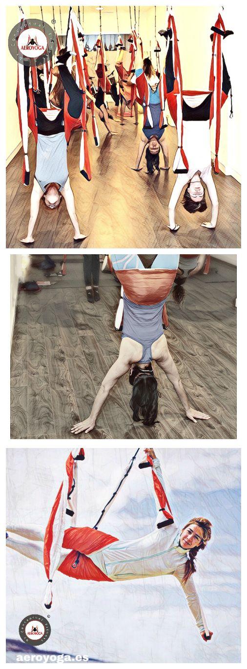 Yoga Aéreo Canarias: Despegó el 1er AeroYoga® & AeroPilates® Teacher Training de las Islas Canarias #AEROYOGA #aerialyoga #aerialpilates #aerofitness #acro #yoga #pilates #fitness #fitnessmotivation #aeropilatesespaña #aeropilatescertificao #aeroyogaespaña #aeroyogaoficial #aeropilatesoficial #fly #flyng #trapecio #columpio #trapeze #teachertraining #fitnessybienestar #aeroyogachile #aeroyogastudio