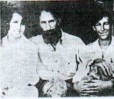 Horacio Quiroga con sus hijos Eglé y Darío HORACIO QUIROGA ~ Salto,Uruguay -31 de diciembre de 1878 - 19 de febrero de 1937 – Buenos Aires Argentina (58 años). Uruguayo, cuentista, dramaturgo y poeta, de los movimientos naturalista y modernista.