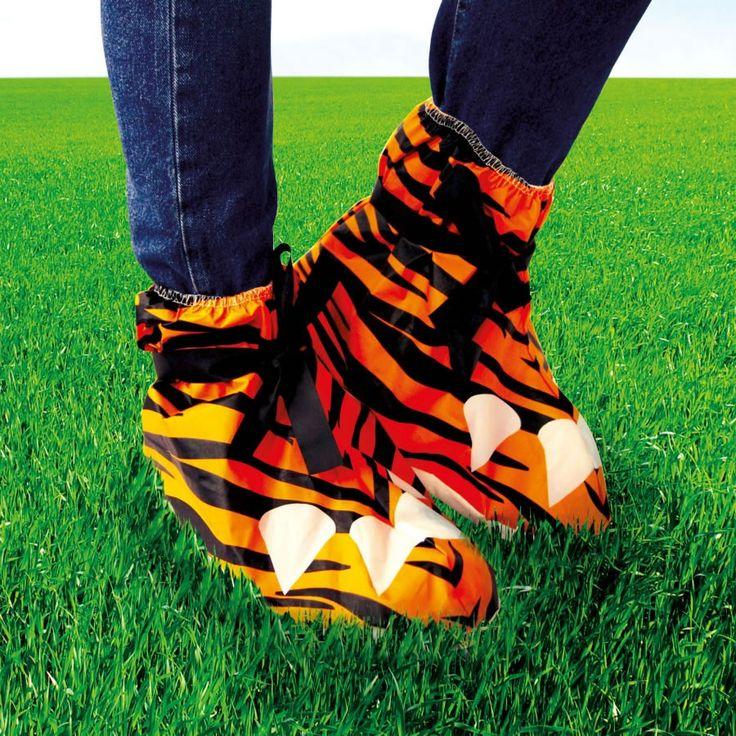 Tiger Festival Feet - £4.49