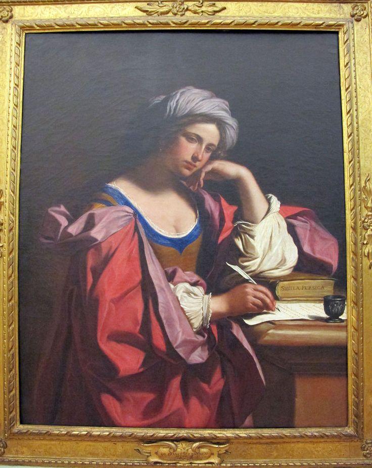 Guercino, sibilla persica, 1647.JPG