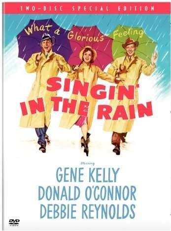 Singin' in the rain [Videoupptagning] / story and screenplay by Adolph Green and Betty Comden .... #film #dvd