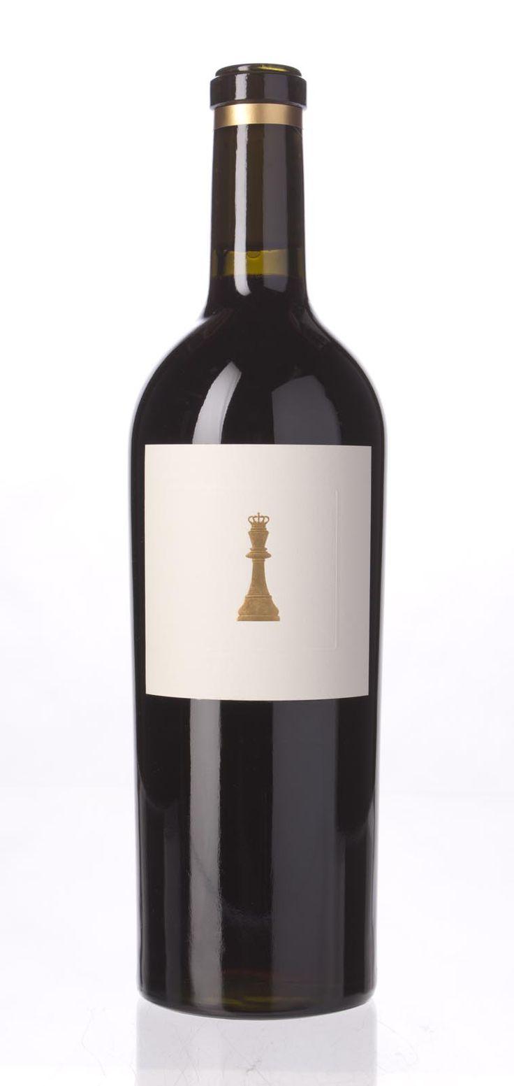 Checkerboard - King's Row #wine