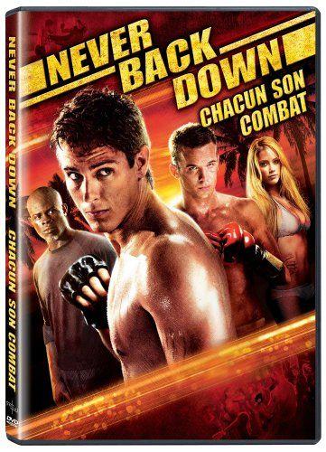 Never Back Down (Chacun Son Combat) (Bilingual) Seville (Paradox) http://www.amazon.ca/dp/B0018RCN8Q/ref=cm_sw_r_pi_dp_Eiqavb06M7RS9