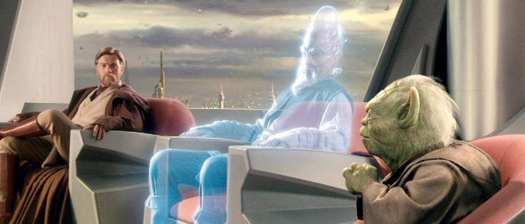 Como funciona a holografia?