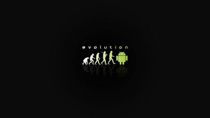 Android Wallpapers : Evolution Android Wallpaper