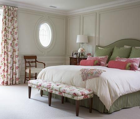 Un décor élégant pour une chambre principale -  Sarah Richardson