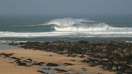 Atlantic breakers - Freshwater West