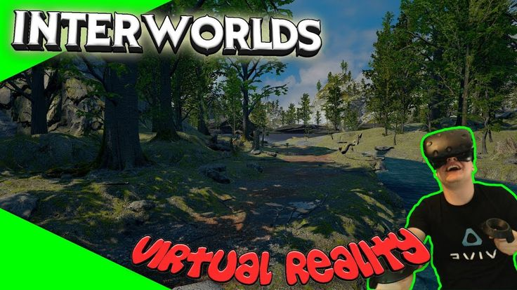Interworlds - Die große Welt in der Kleinen [Let's Play][Gameplay][German][Vive][Virtual Reality] by VoodooDE
