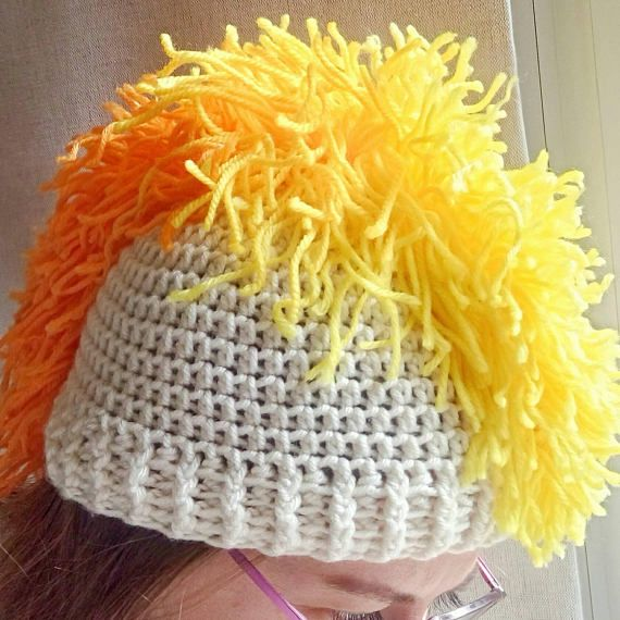 Check out this item in my Etsy shop https://www.etsy.com/uk/listing/549000275/ladies-mohawk-hat-crochet-mohawk-hat