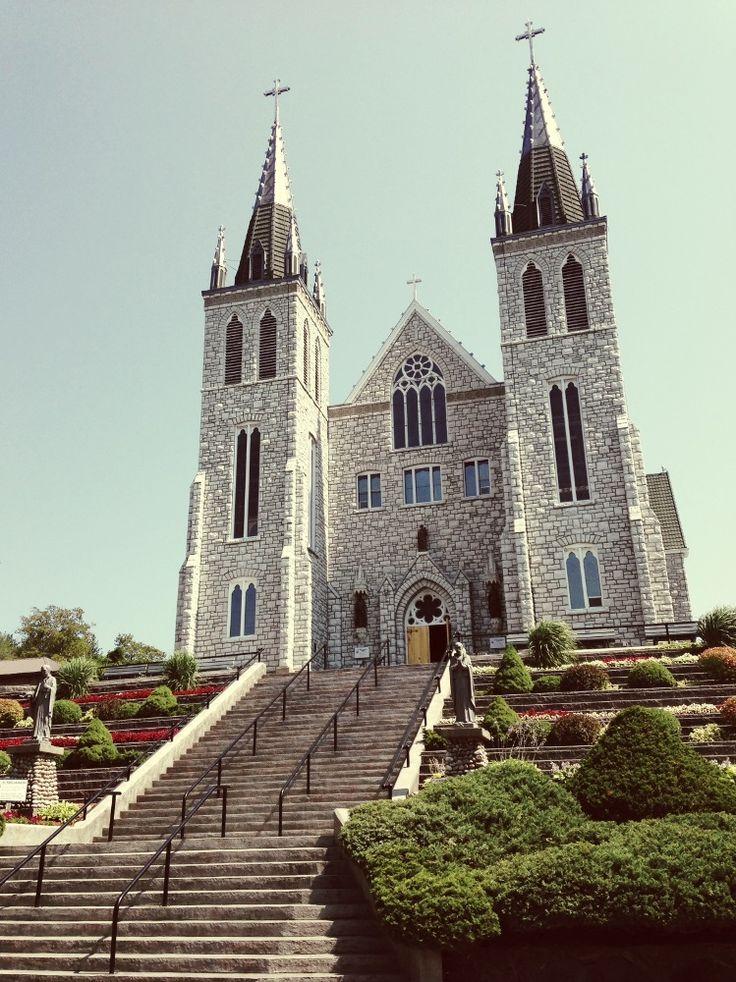 Martyrs' Shrine, Midland, Ontario! | SoFawned.com