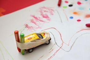 Чем занять ребенка осенним вечером творческой маме: 15 простых, но интересных идей - Ярмарка Мастеров - ручная работа, handmade