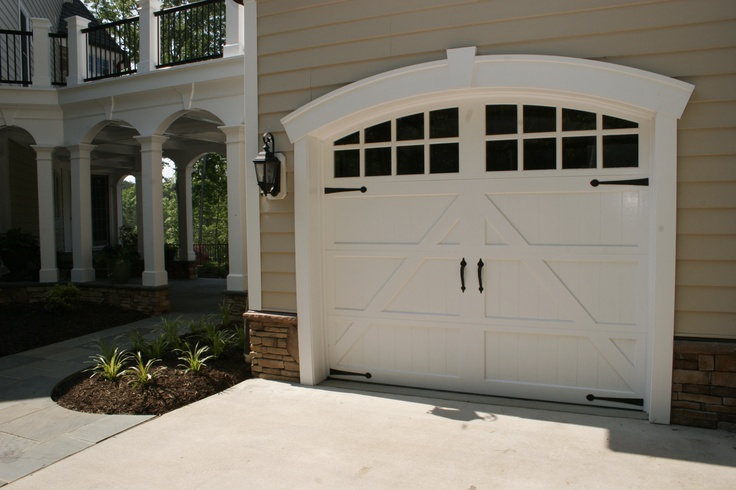 intended to replicate the doors from old carriage houses