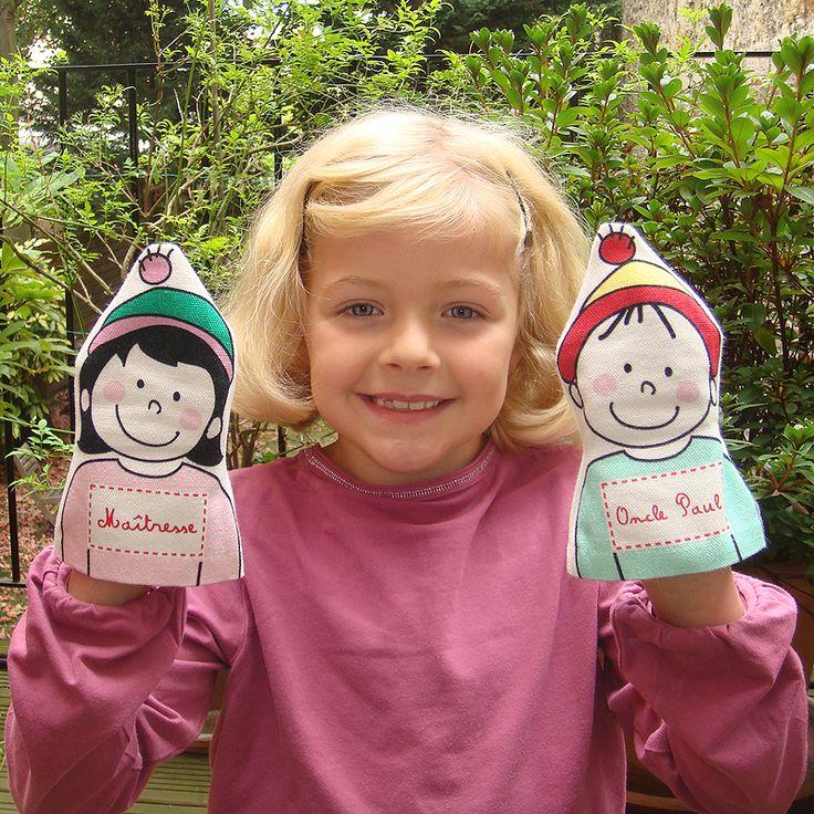 Ainsi font font font, les petites marionnettes !