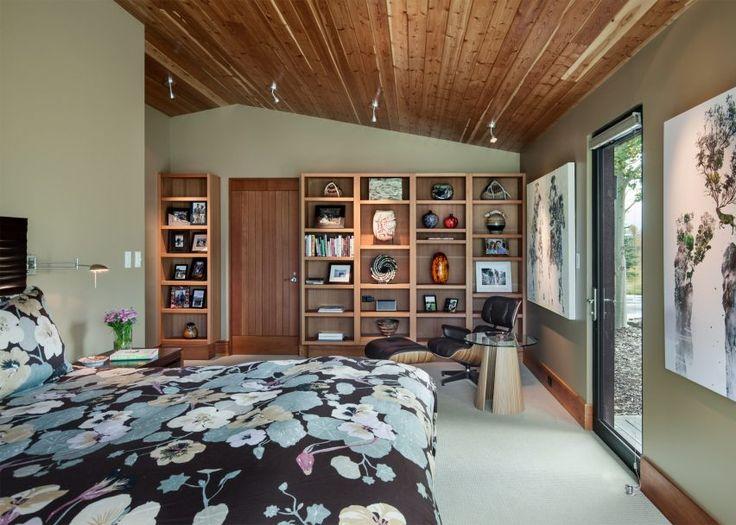 Safir Residence / Ward + Blake Architects – nowoczesna STODOŁA   wnętrza & DESIGN   projekty DOMÓW   dom STODOŁA