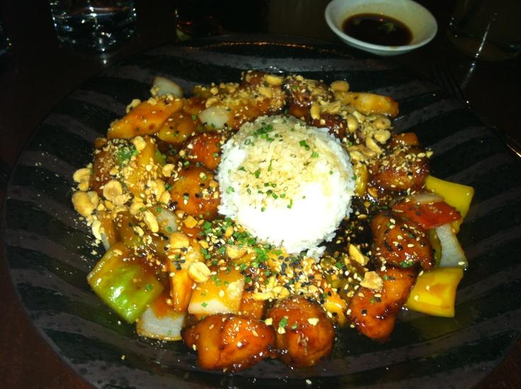 Kung Pao Chicken @ Tao Asian Bistro Las Vegas, NV