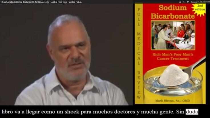 Bicarbonato de Sodio: Tratamiento de Cáncer... del Hombre Rico y del Hom...