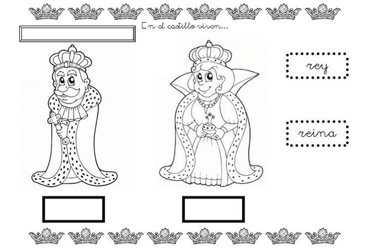 Aquí les presento algunas fichas que he preparado para el Proyecto de Los Castillos. Algunas de ellas las he seleccionado de la Editorial Sa...