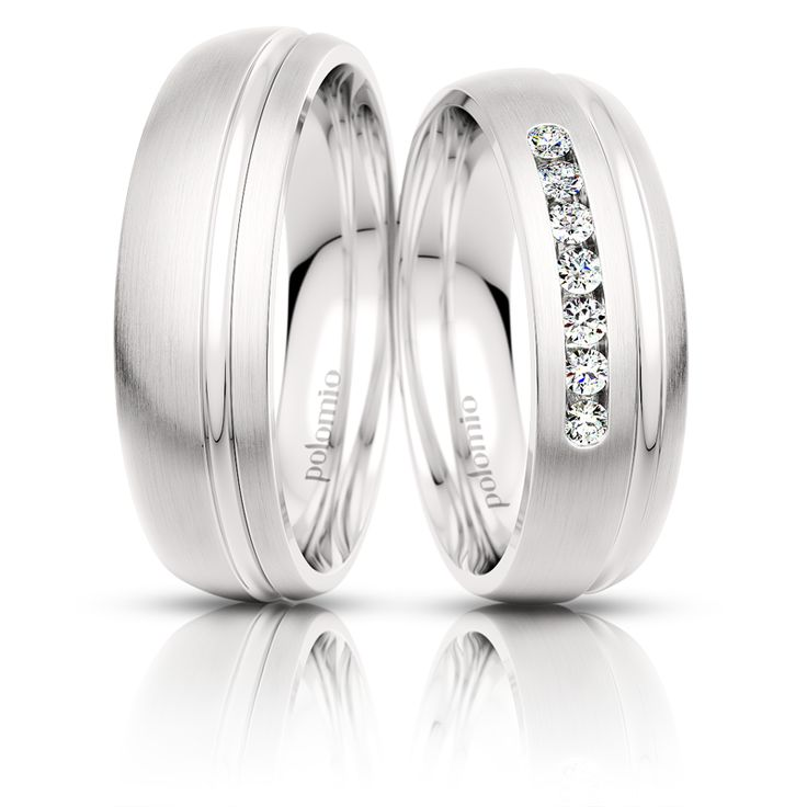 Snubní prsten Sapo 5,5-01 Polomio Jewellery