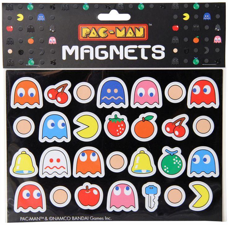 Magnets Pac-Man