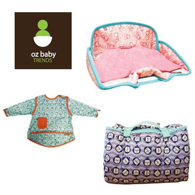 Pop-in goodness giveaway brought to you by Oz Baby Trends and Nurture Parenting Magazine
