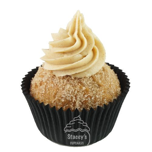 Signature Collection Churro Cupcake by Stacey's Cupcakes www.staceyscupcakes.com.au