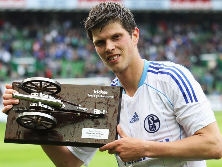 Klaas Jan Huntelaar (Schalke 04)