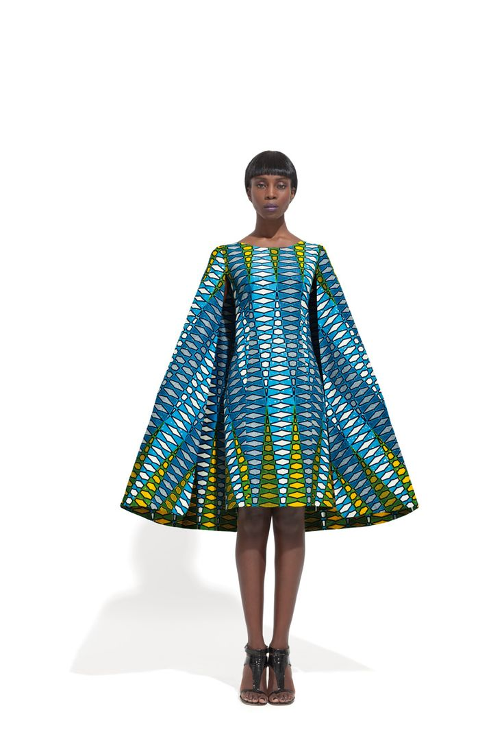 43 best African Dresses images on Pinterest   African style ...