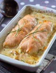 Roulés aux deux saumons et crevettes - cuisine de Fadila
