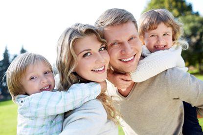 Идеальная русская семья: взаимопонимание важнее любви | Панорама на topkvadrat.ru