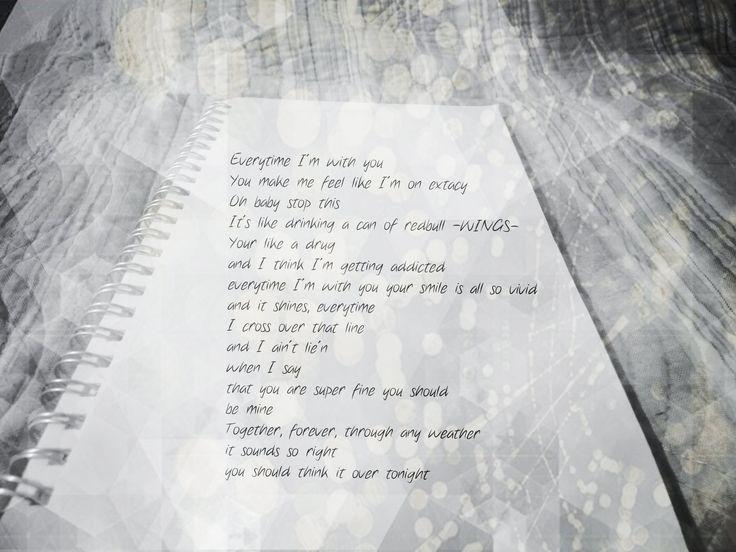 A rap verse (I made) that's really random but whateva