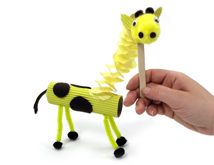 Mister Maker Mini Makes - Twiggy the Giraffe