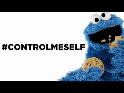Great for a lesson on Self Control