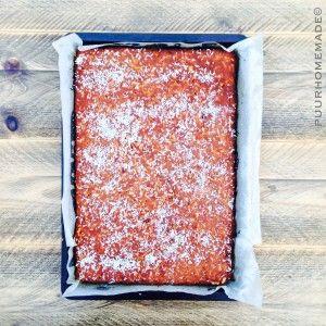 walnoot-wortelcake zonder suiker, gluten en koemelk - Puurhomemade by Cilla Tibbe - http://www.puurhomemade.nl/walnoot-wortelcake/