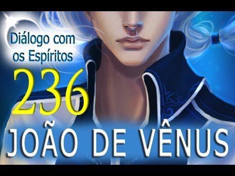 Diálogo 236 - Extraterrestre do Planeta Vênus - Canalização Edgar Souza