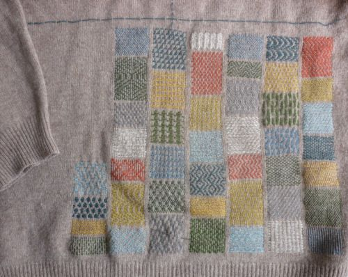Wonderful darning by Tom of Holland @tomofholland