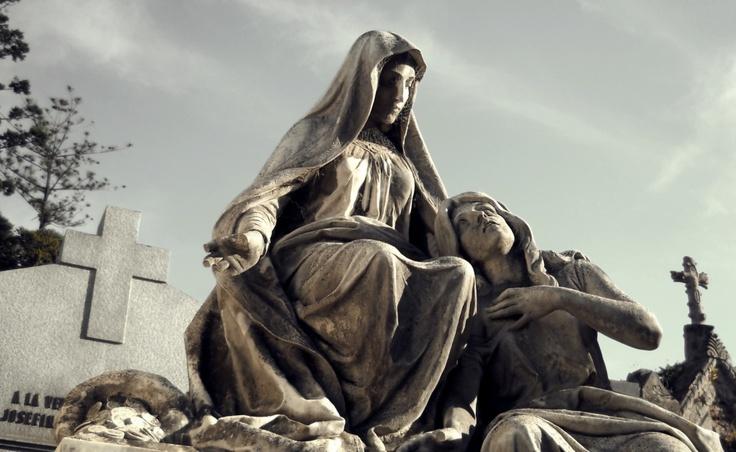 Cementerio de la Recoleta, Buenos Aires, abril 2012