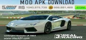 Real Racing 3 Hack 6 2 0 Mod Unlimited Money Apk Real Racing 3