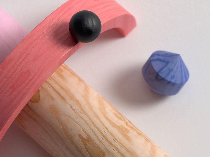 Wooden 3D Art by Fran Rossi http://mindsparklemag.com/design/wooden-3d-art/