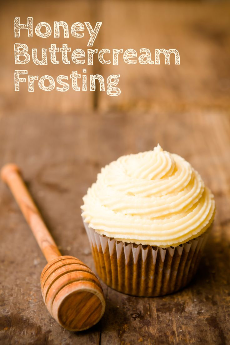 The Secret to Perfect Honey Buttercream Frosting (from Cupcake Project - cupcakeproject.com)