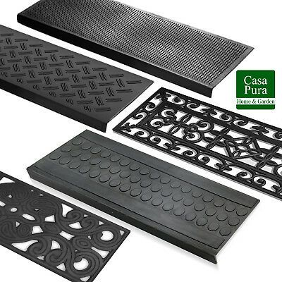 Best Details About Rubber Outdoor Stair Treads Anti Non Slip 400 x 300