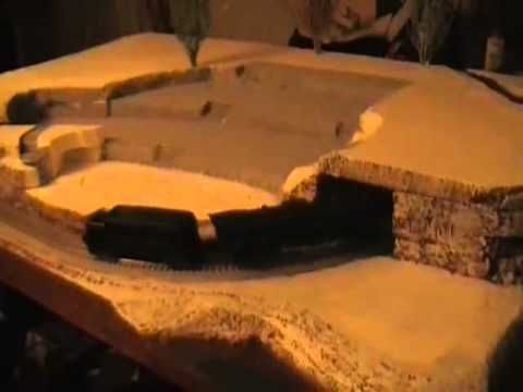 ▶ Building a Christmas Village 2012 - YouTube
