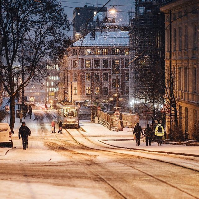 OSLO, NORWAY.  Photo by: @more.of.vintage133