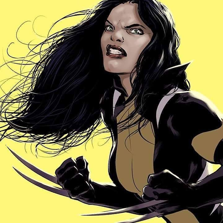 Images floating around the Internet from the production of wolverine III show a young little girl that could be potentially X-23.